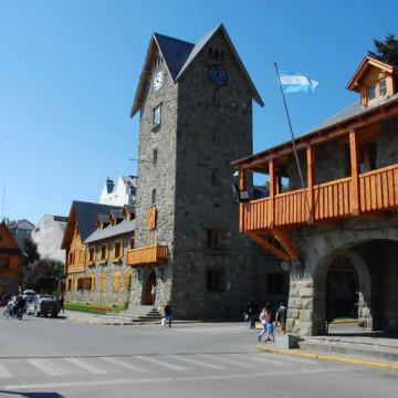 El clima en Bariloche