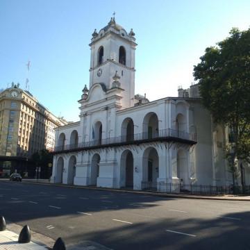 El Cabildo de Buenos Aires