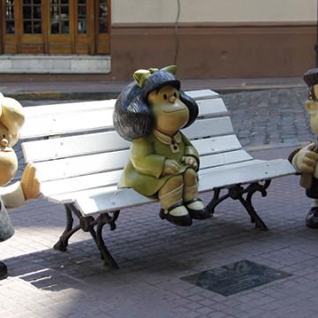 Monumento de Mafalda